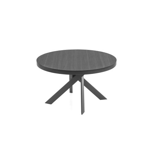 Tivoli: Round Extendable Dining Table
