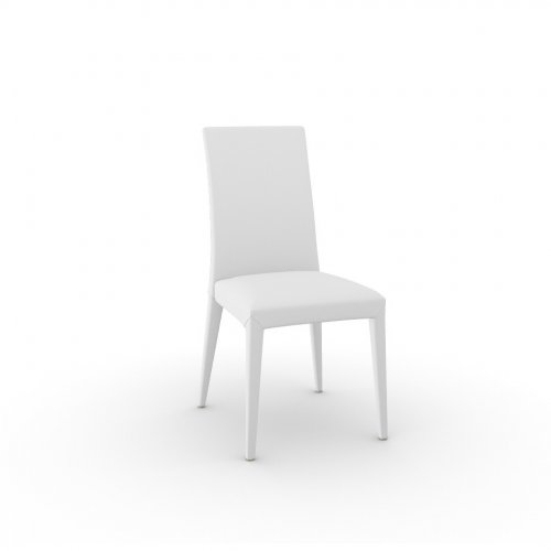 ANAÏS Frame 705 bch. soft leather OPTIC WHITE  Seat 705 soft leather OPTIC WHITE