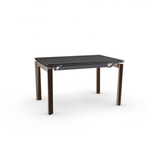 ESTESO WOOD Top P133 ceramic (g) STONE GREY  Frame P16 met. MATT GREY  Legs P12 ash. SMOKE