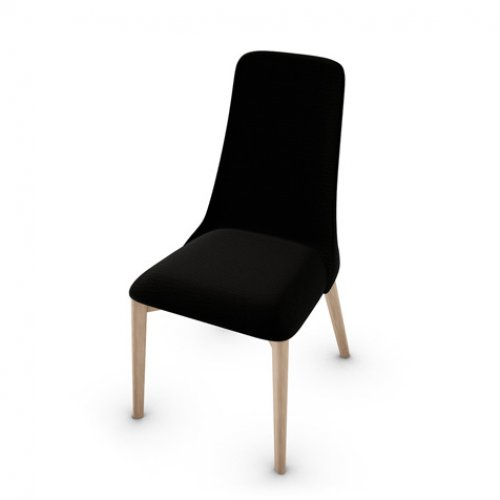 CS1423 ETOILE Frame P27 ash. NATURAL Seat A08 Denver ANTHRACITE