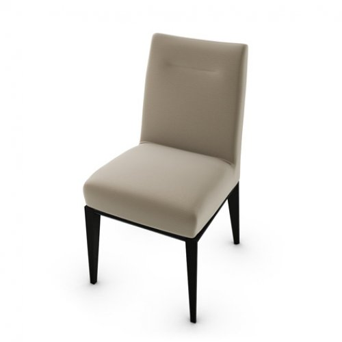 CS1490 TOSCA Frame P132 bch. GRAPHITE Seat SQ4 Malmo TAUPE