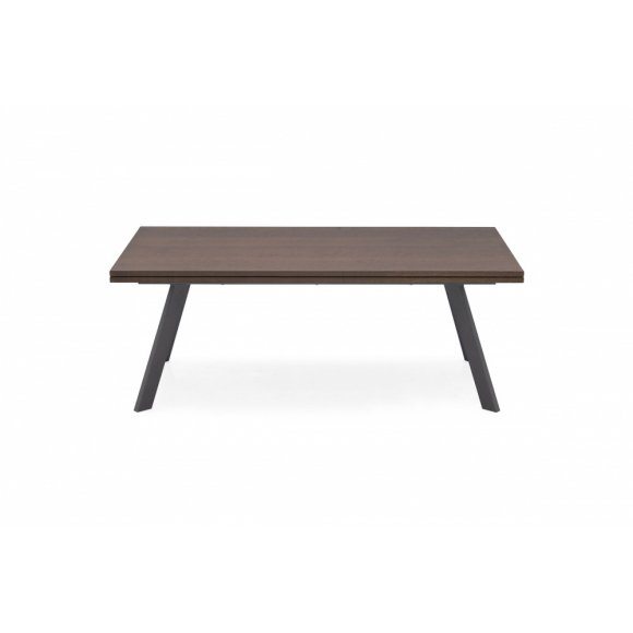 Ponente (180): Extendable Dining Table - 12 Seats