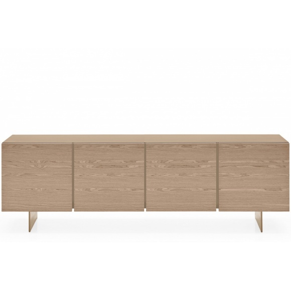 SIPARIO (3): Contemporary 3 Compartment Sideboard with 4 Doors