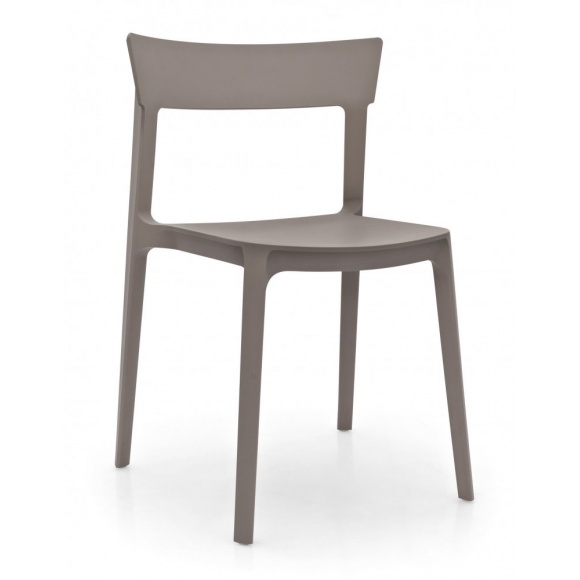Skin: Stackable Plastic Chair