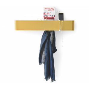 Bumper: Multifunctional Coat Rack